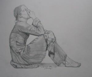 Ein Bild zur Bulimie